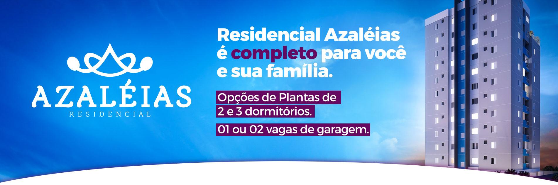 AZALÉIAS RESIDENCIAL
